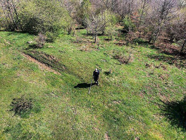 27/4 MONTE CUCCHERO/TOPLECCA DI SOPRA 🌱Costruire, sempre. drone Pic @nevenadzaip #tornoacasaapieditour #walkandroll
