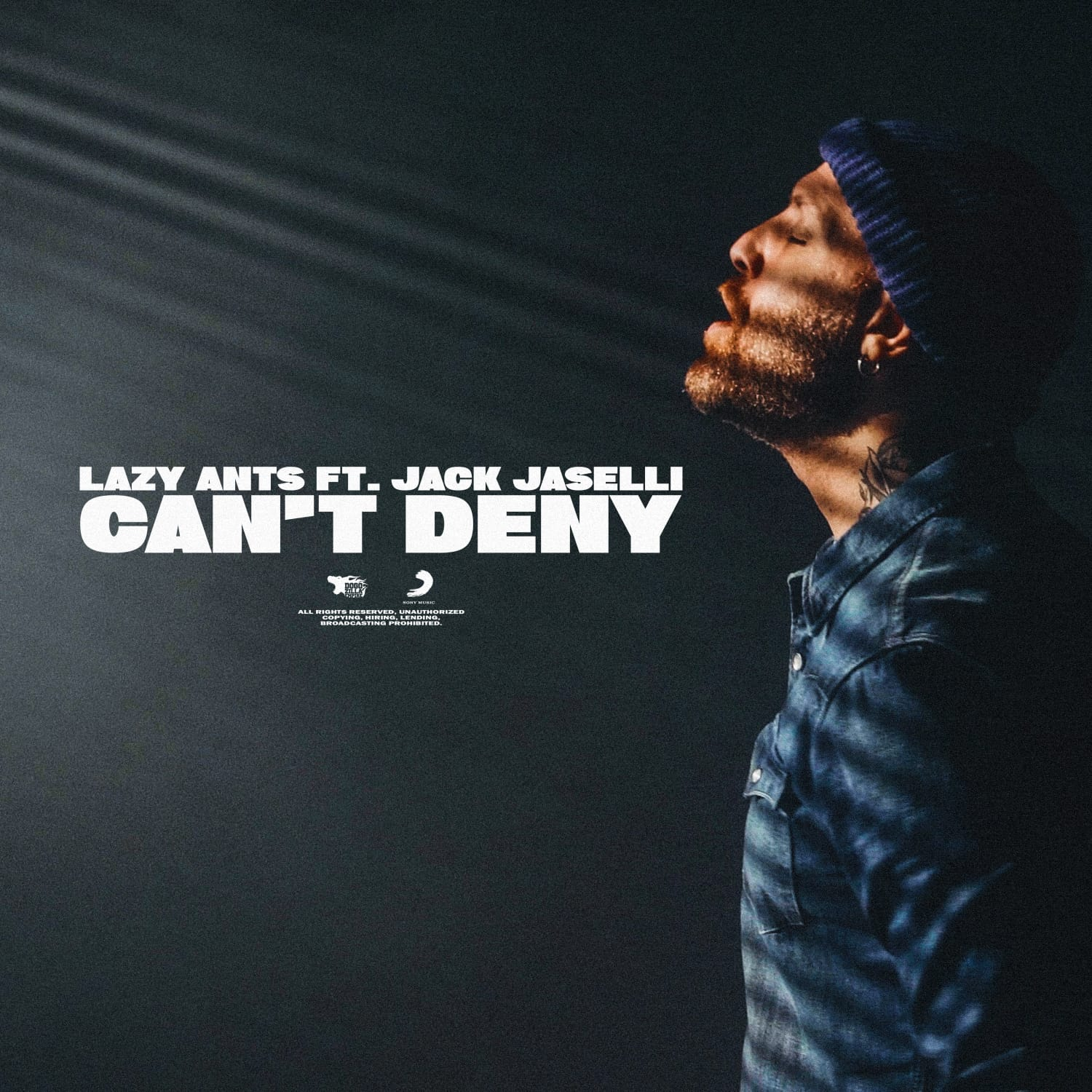 """""""Can't Deny"""" out now! - CLICK HERE TO LISTEN ON SPOTIFY"""