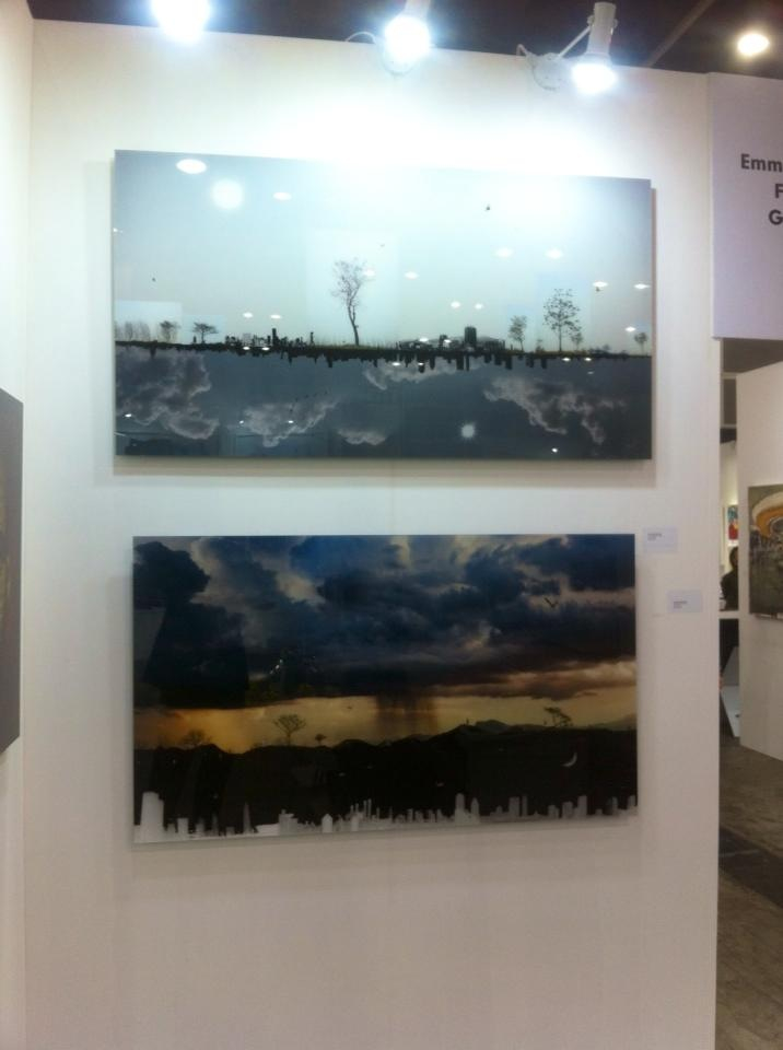 Affordable Art Fair( Hong Kong Art Fair) 2014