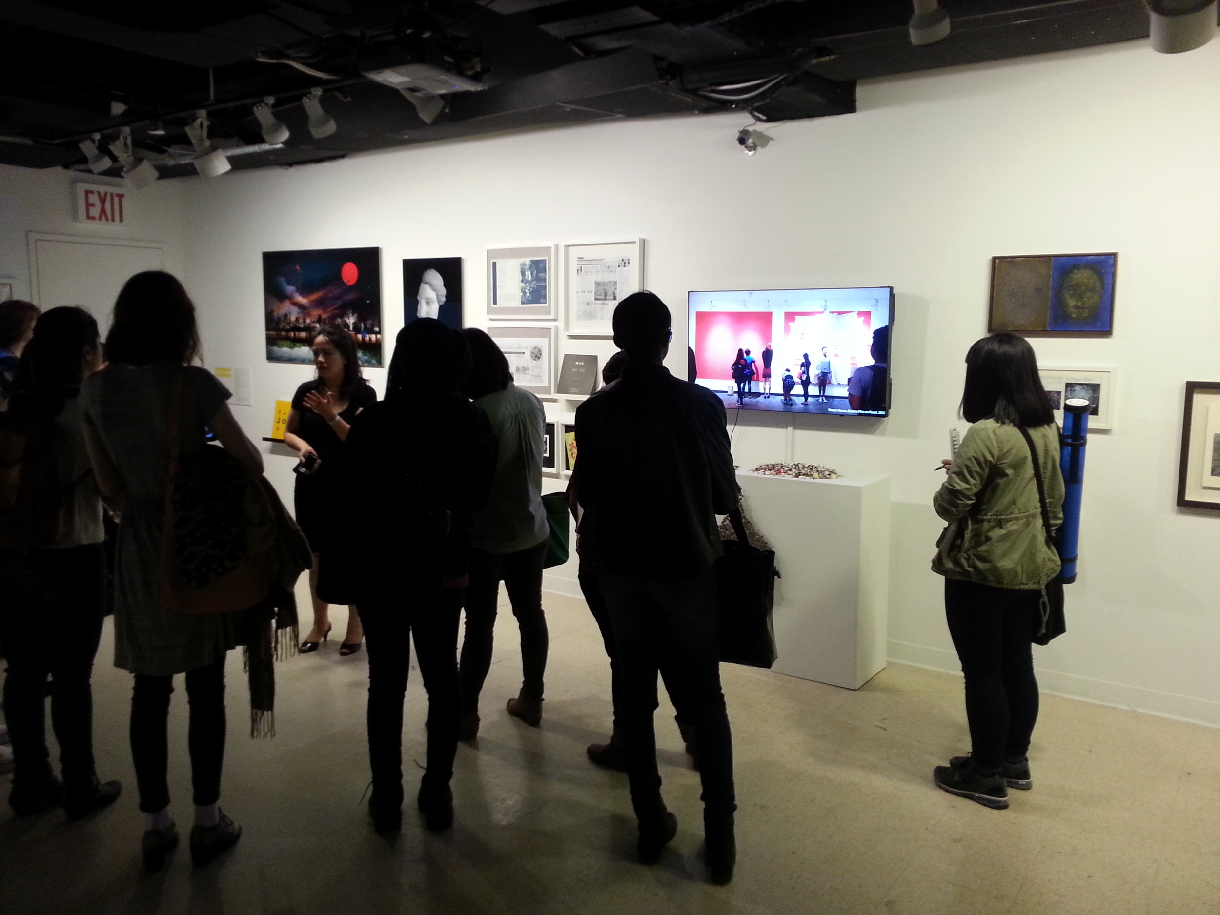 Shades of Time(Korean Cultural Service New York and the AHL Foundation), New York 2014(May)