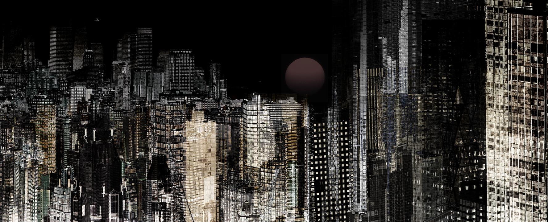 City's Soul-02(26x65 in)2014