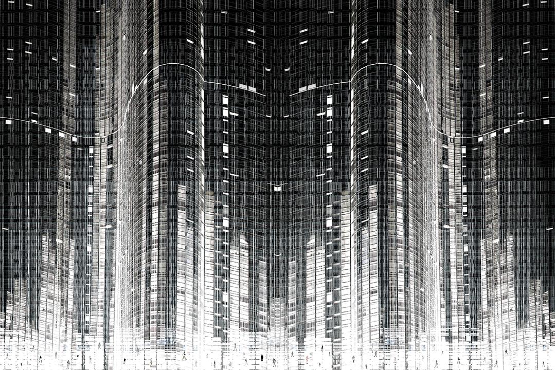 Cityscape(40x60 in)2014