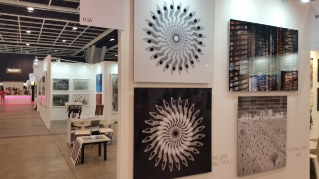 Affordable Art Fair (Hong Kong Art Fair) (Emmanuel Fremin Gallery), Hong Kong, China (May) 2015