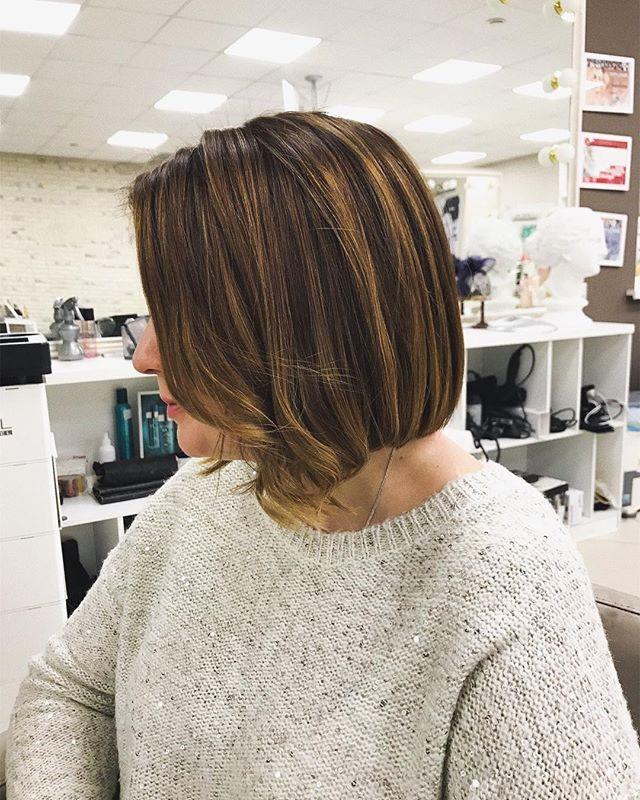 Ещё одна работа #мастер_варлан_людмила #инвог_окрашивание #инвог_стрижка #invogue_hair_coloring #invogue_hair_cut