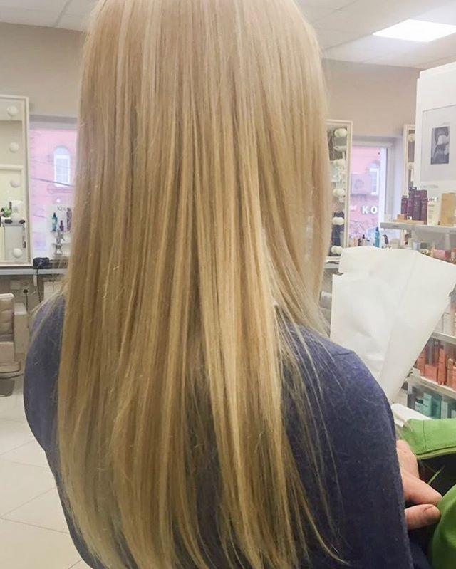 Окрашивание от #мастер_авдонина_марина #инвог_окрашивание #invogue_hair_coloring