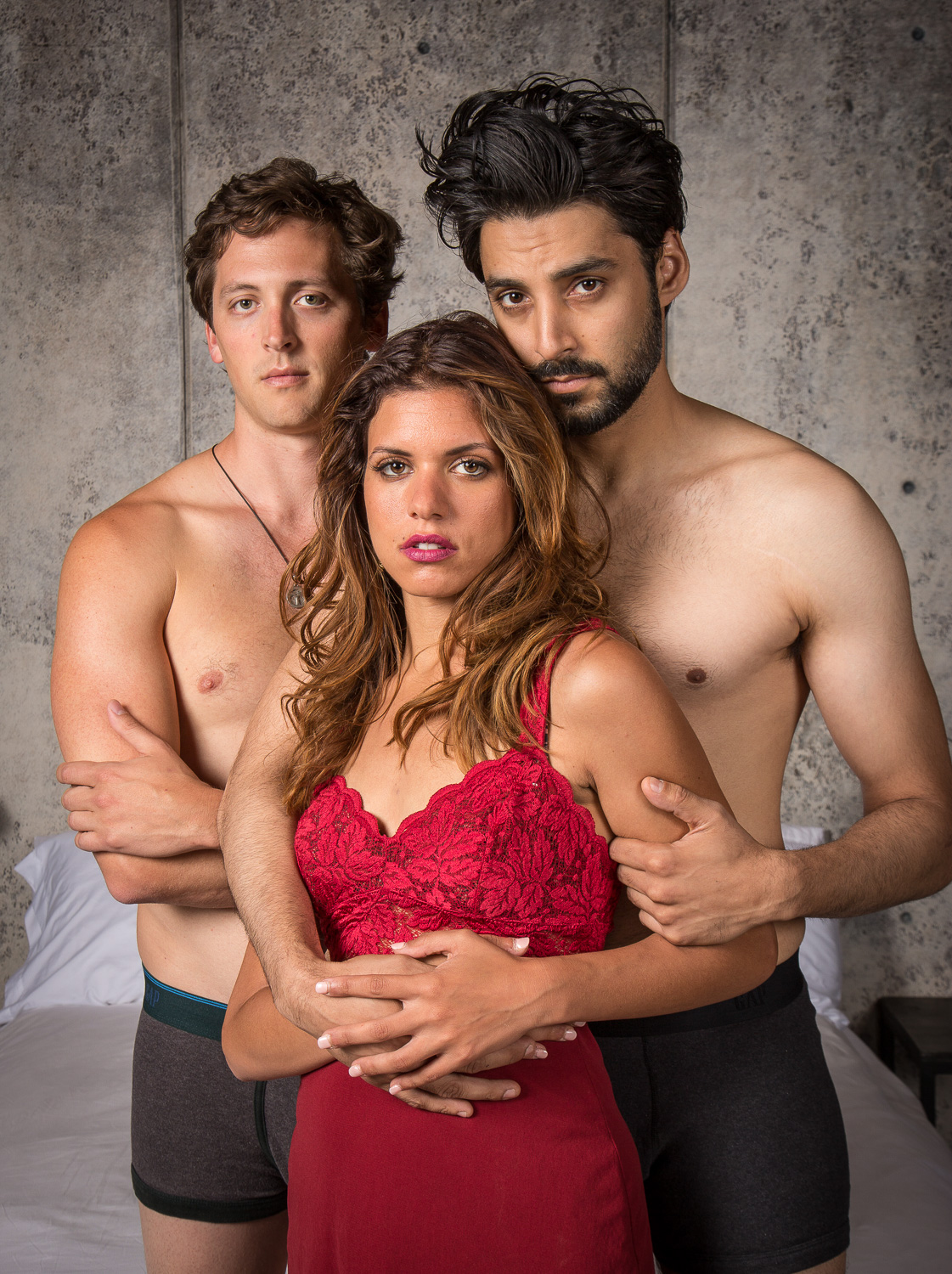 Threesome at ACT Theater June 2015