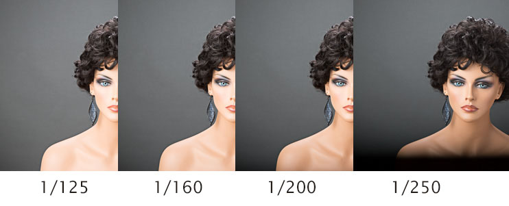 Do you ever get that black bar across parts of your photos when working with studio flash? Find out what causes it and how to fix it.