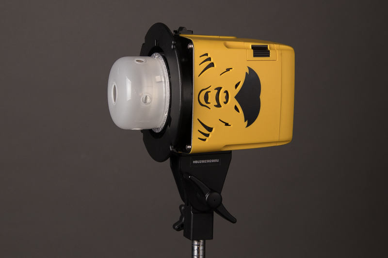 Interfit Badger Unleashed battery powered studio and location strobe