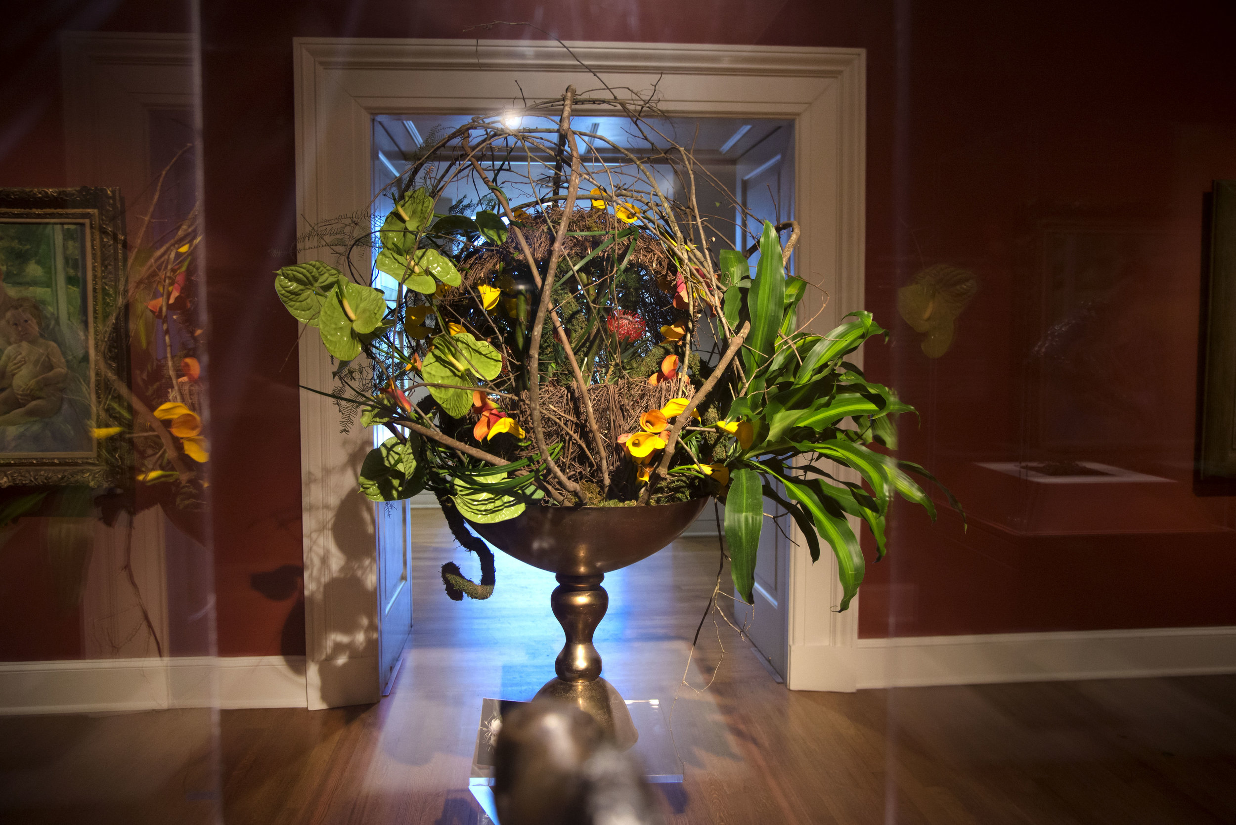 Art in bloom new orleans NOMA mitchs flowers denys mertz stephanie tarrant monique chauvin 00.jpg