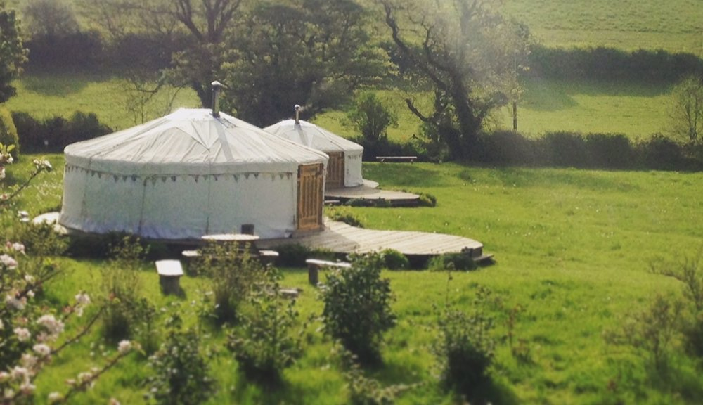 Green Valley Yurts - Glamping in Dorset
