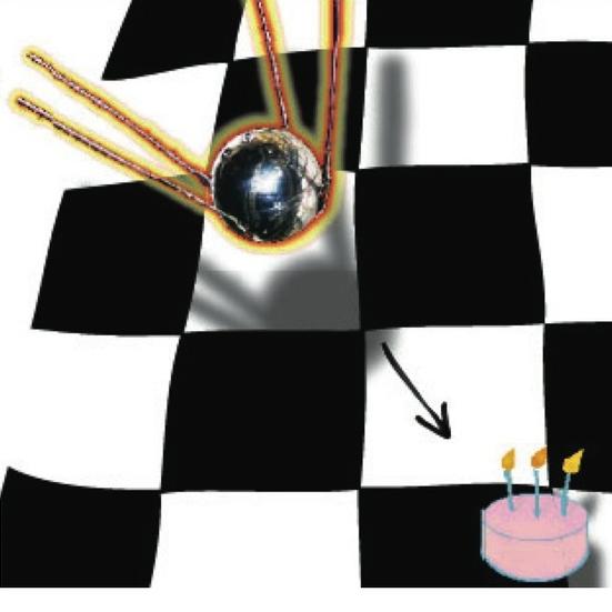 Sputnik Fell on My Birthday (2007)