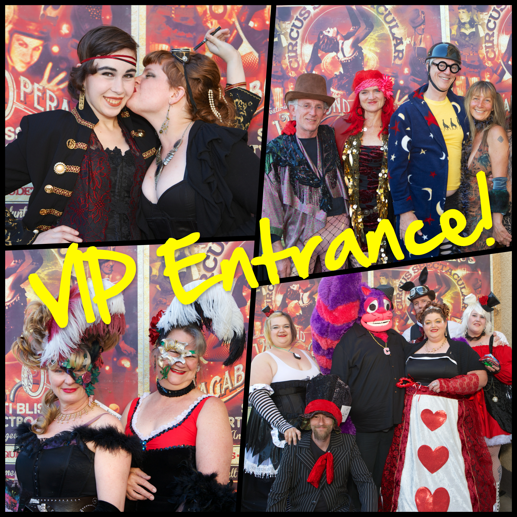 Click here to check out the VIP Entrance gallery!