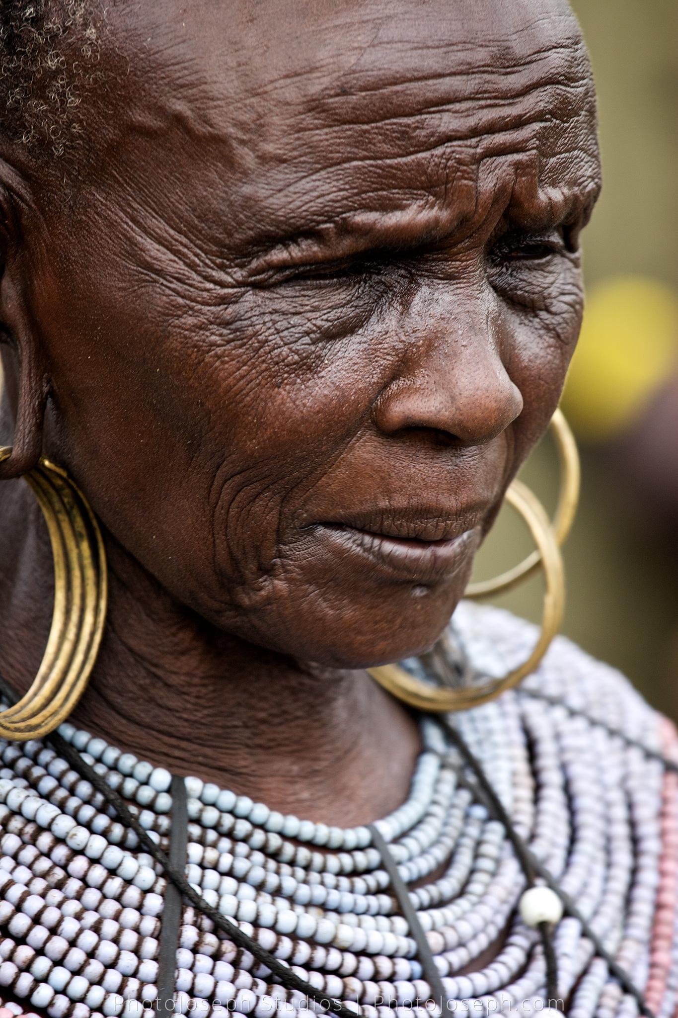 Elder of the Pokot
