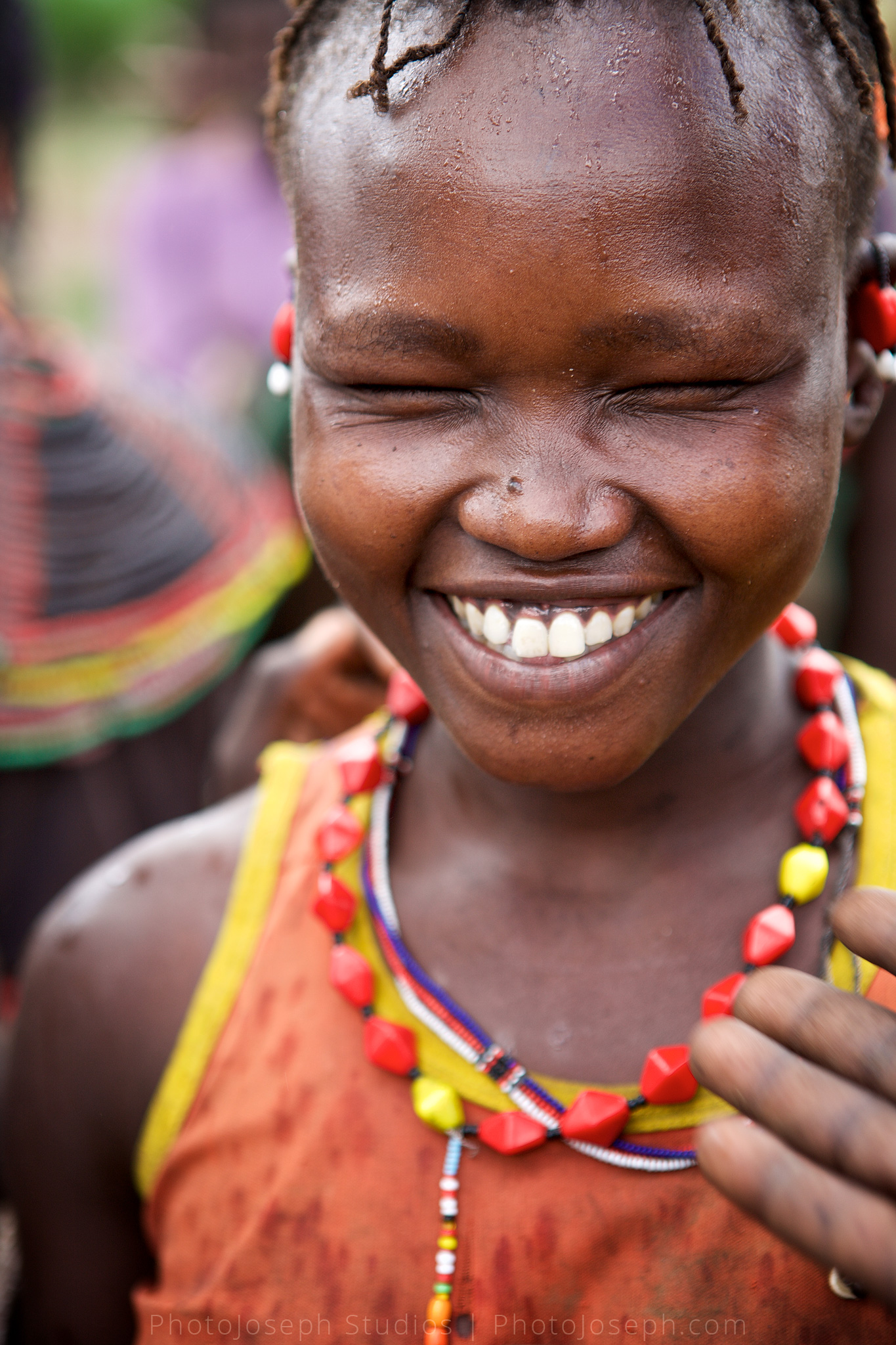 Laughter of the Pokot