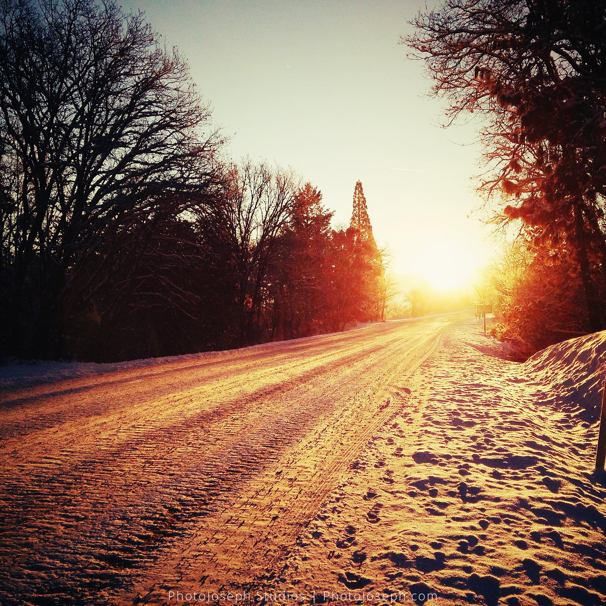 Snow at Ashland