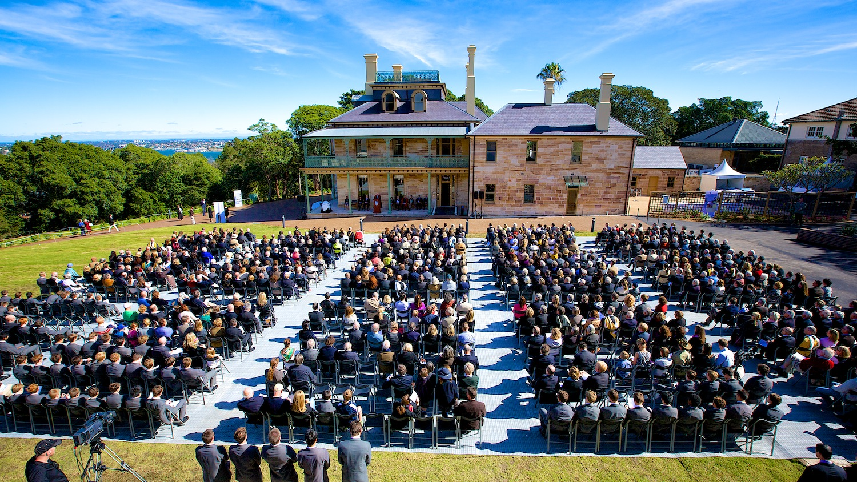 Milestone celebration event in Sydney