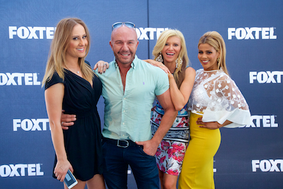 Real Housewives of Melbourne at a Foxtel Corporate Event Photography shoot.