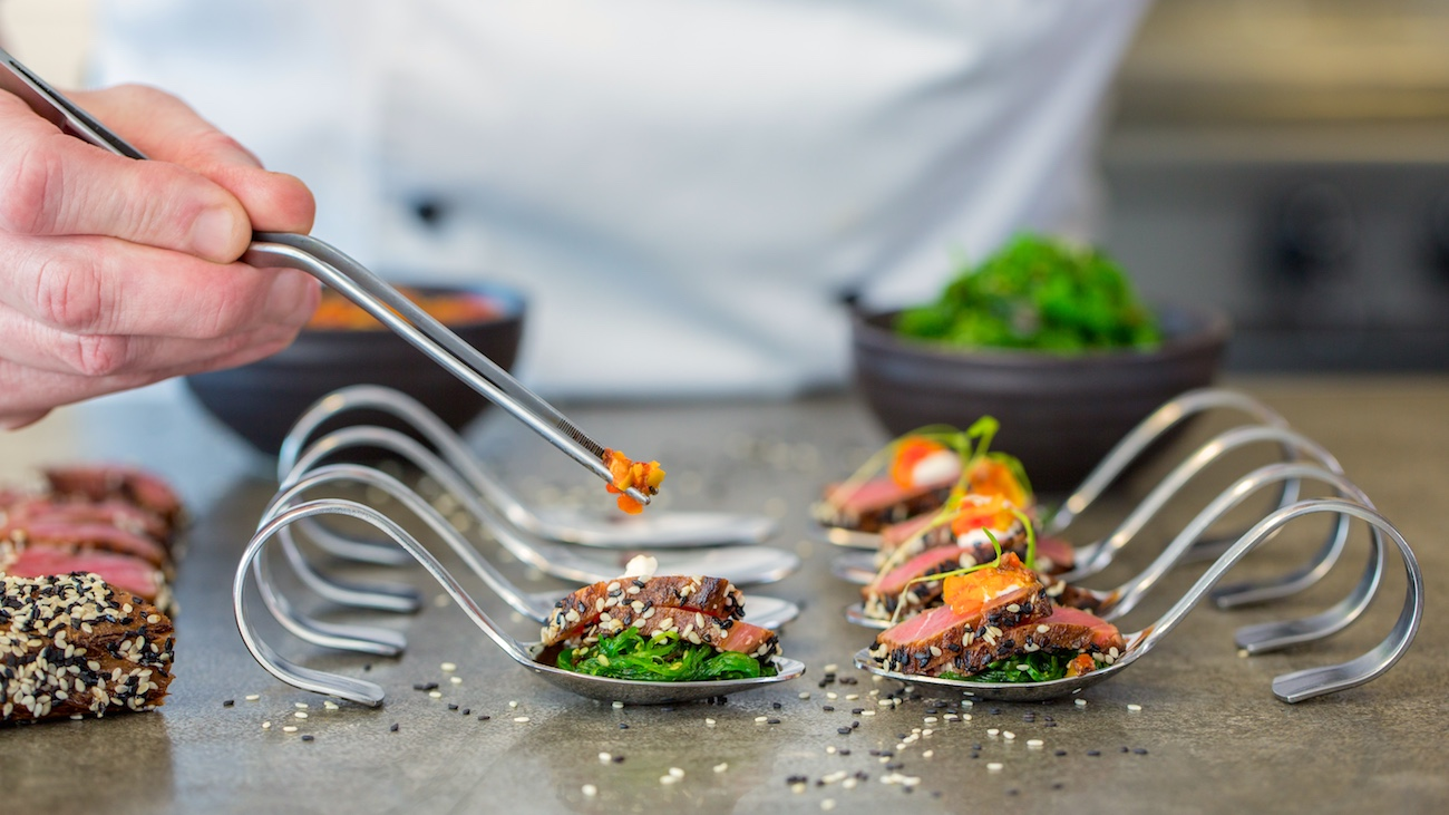 Brisbane Food and Commercial Photography shoot for BCEC