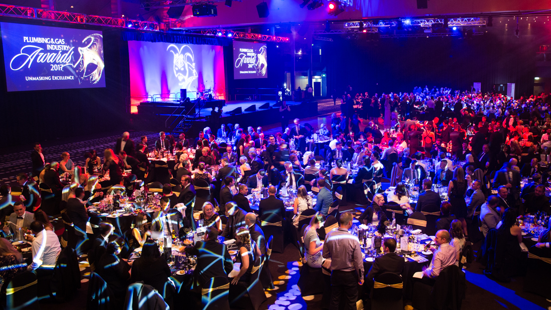 Enter the Plumbing & Gas Industry Awards 2017 Gallery - Password required