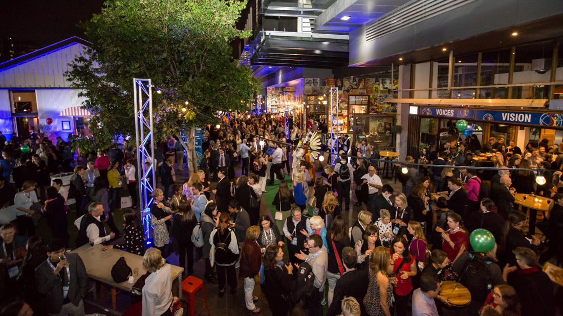Brisbane Event Photographer. Melbourne South Wharf Promenade Event Photography