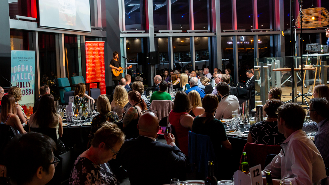 Enter the DYMOCKS Gala Dinner 2018 Gallery - Password required.