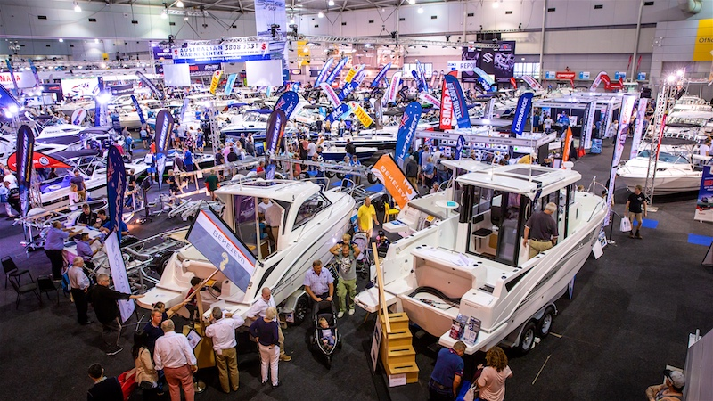 Event Photography Brisbane Expo Event Photographer at Large. Boat Show 2.jpg