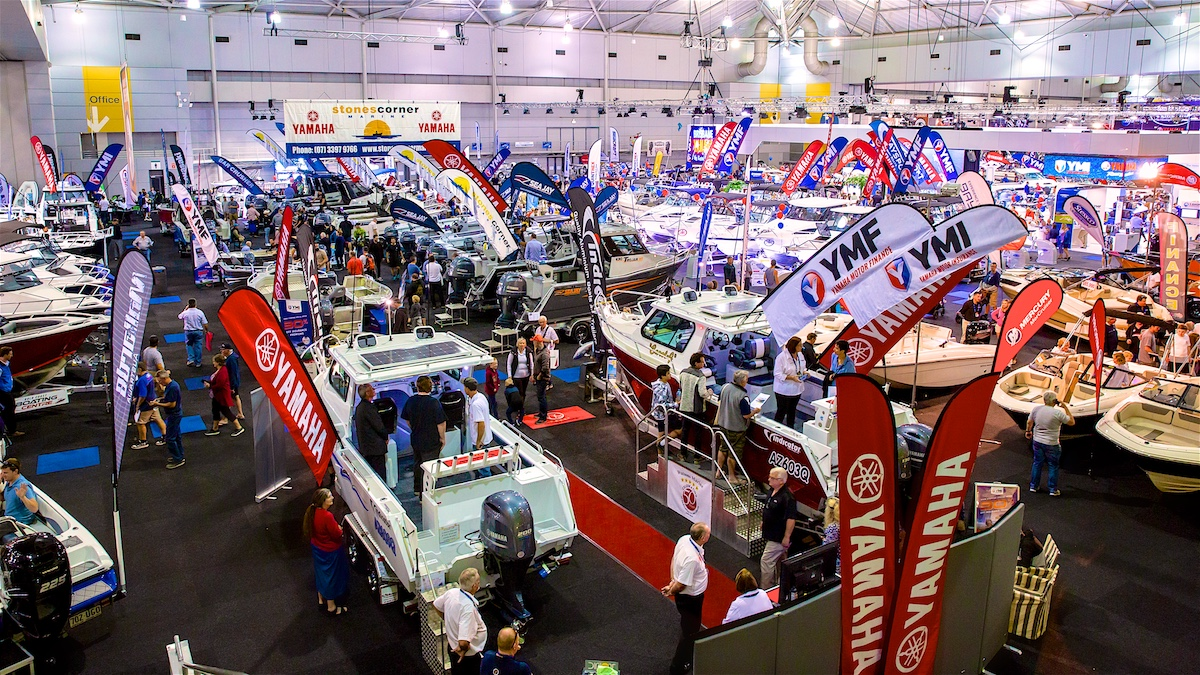 The Brisbane Boat Show at BCEC