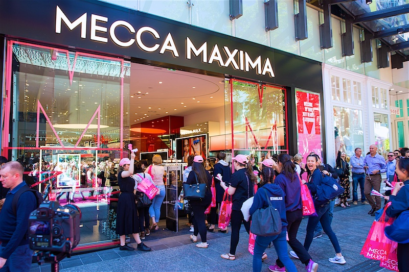 Brisbane event photography for the Mecca Maxima Grand Opening in Brisbane