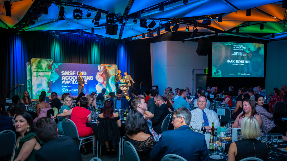 Enter the SMSF and Accounting Awards 2018 Photo Gallery - Password required.