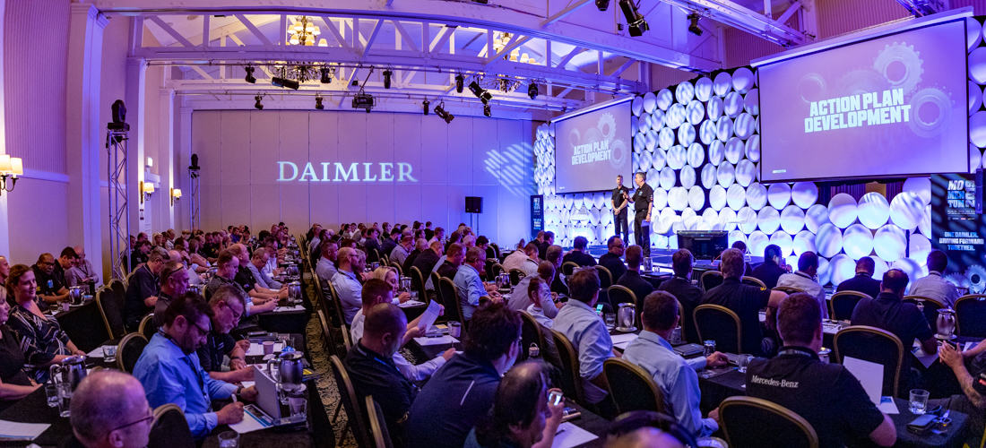 Enter the Daimler Truck and Bus Aftersales Conference 2019 Gallery - Password required.