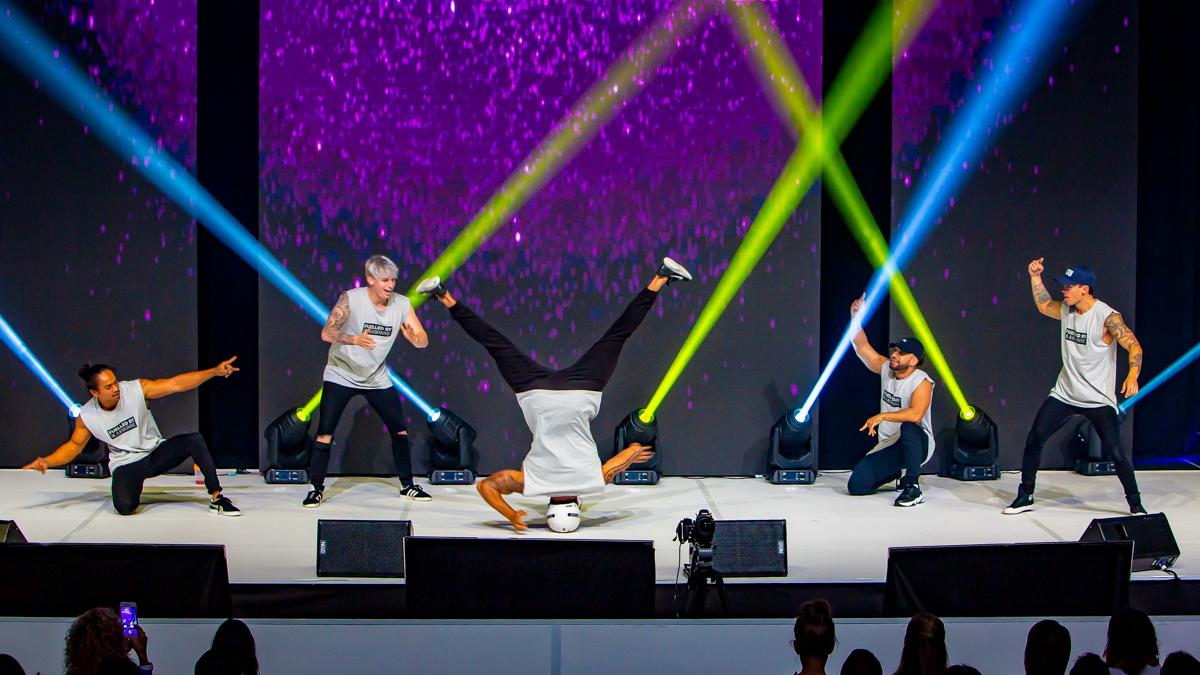 Gold Coast Convention & Exhibition Centre conference entertainment