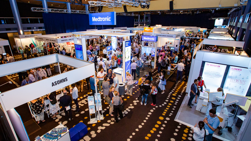Brisbane Event Photographer and Medical Expo Photographer