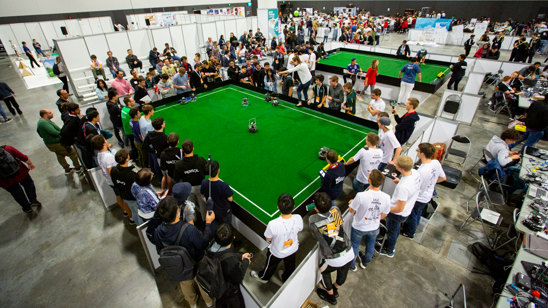 Enter the RoboCup 2019 Photo Gallery - Password required.