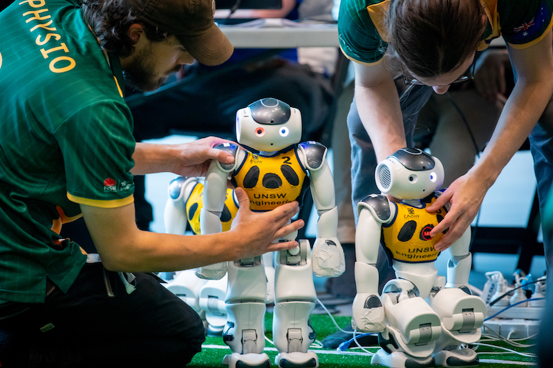 Professional Brisbane Event Photography, RoboCup Sydney ICC