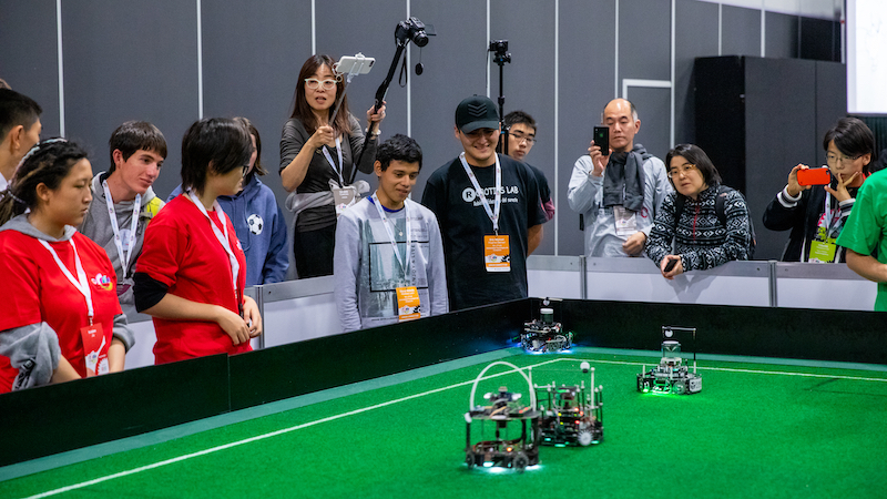 Brisbane Event Photographer. RoboCup 2019 39.jpg