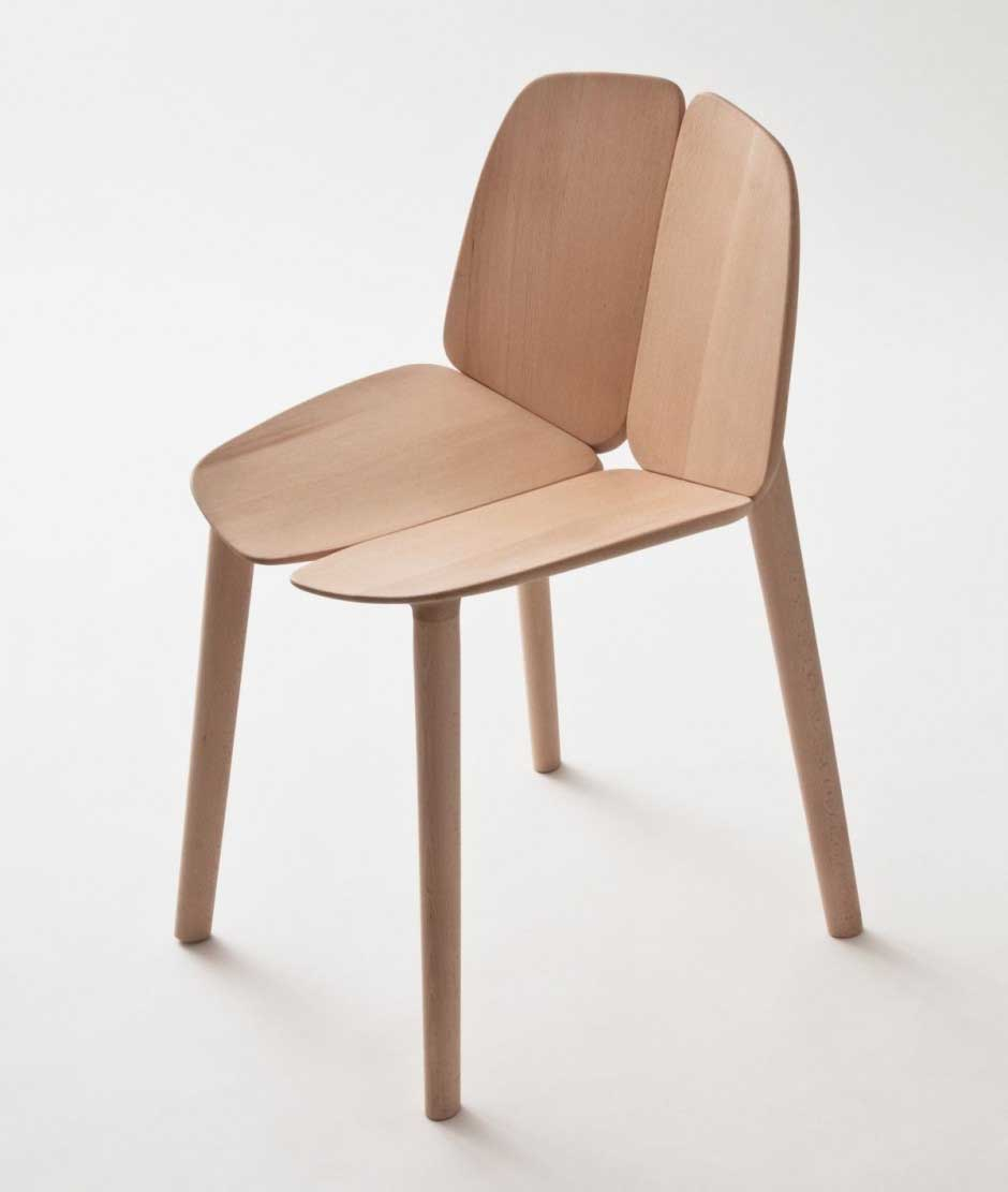 Bourellec Chair for Mattiazzi