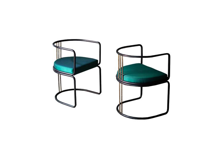 Sedia 033 Chair - Dimore Studio