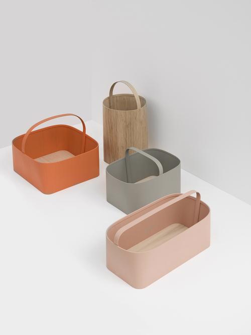 Shaker Baskets by Studio Gorm