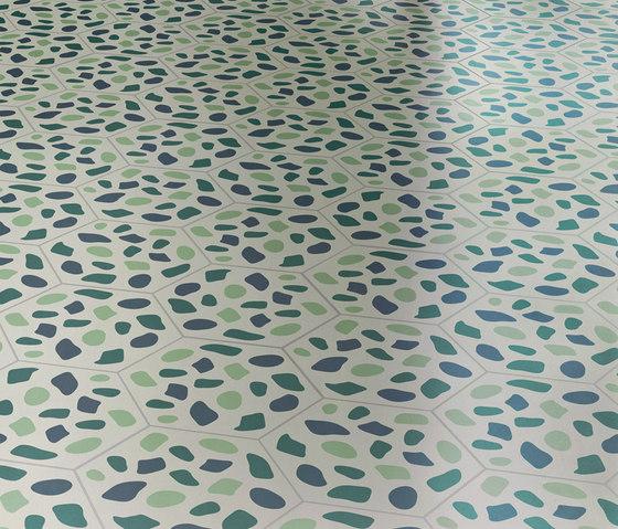 Tom Dixon cement tiles for Bisazza