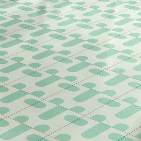 Jaime Hayon cement tiles for Bisazza