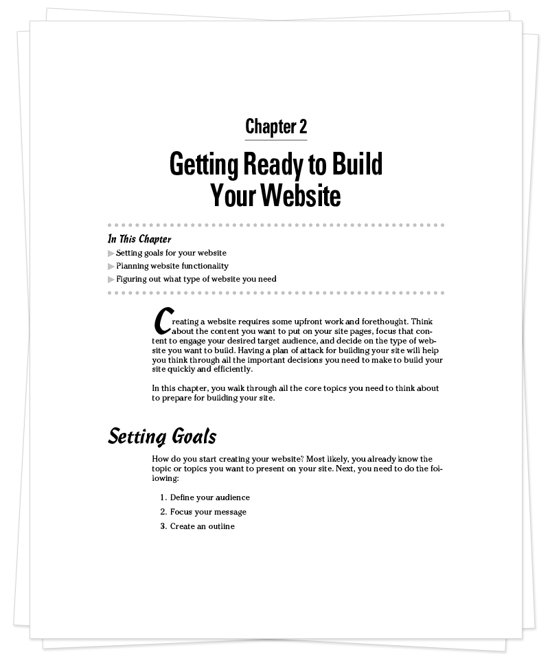Sample Chapter 2 from Squarespace 6 For Dummies