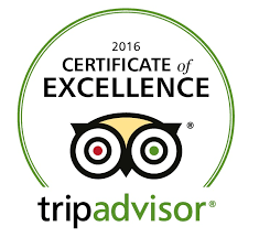 Garl's Coastal Kayaking Everglades just won the Certificate of Excellence from TripAdvisor travelers for the FOURTH year in a row!