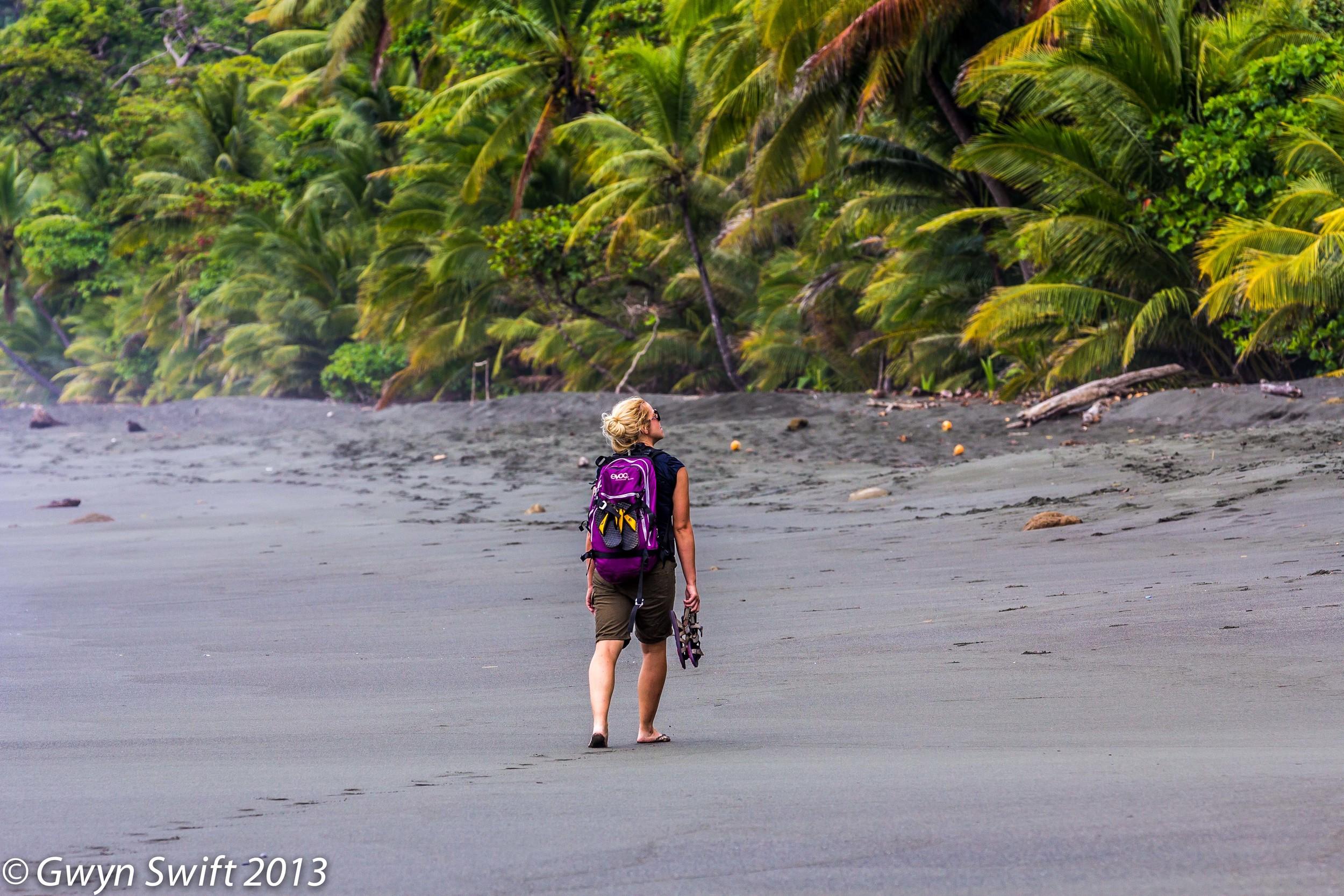 Beach life, Costa Rica