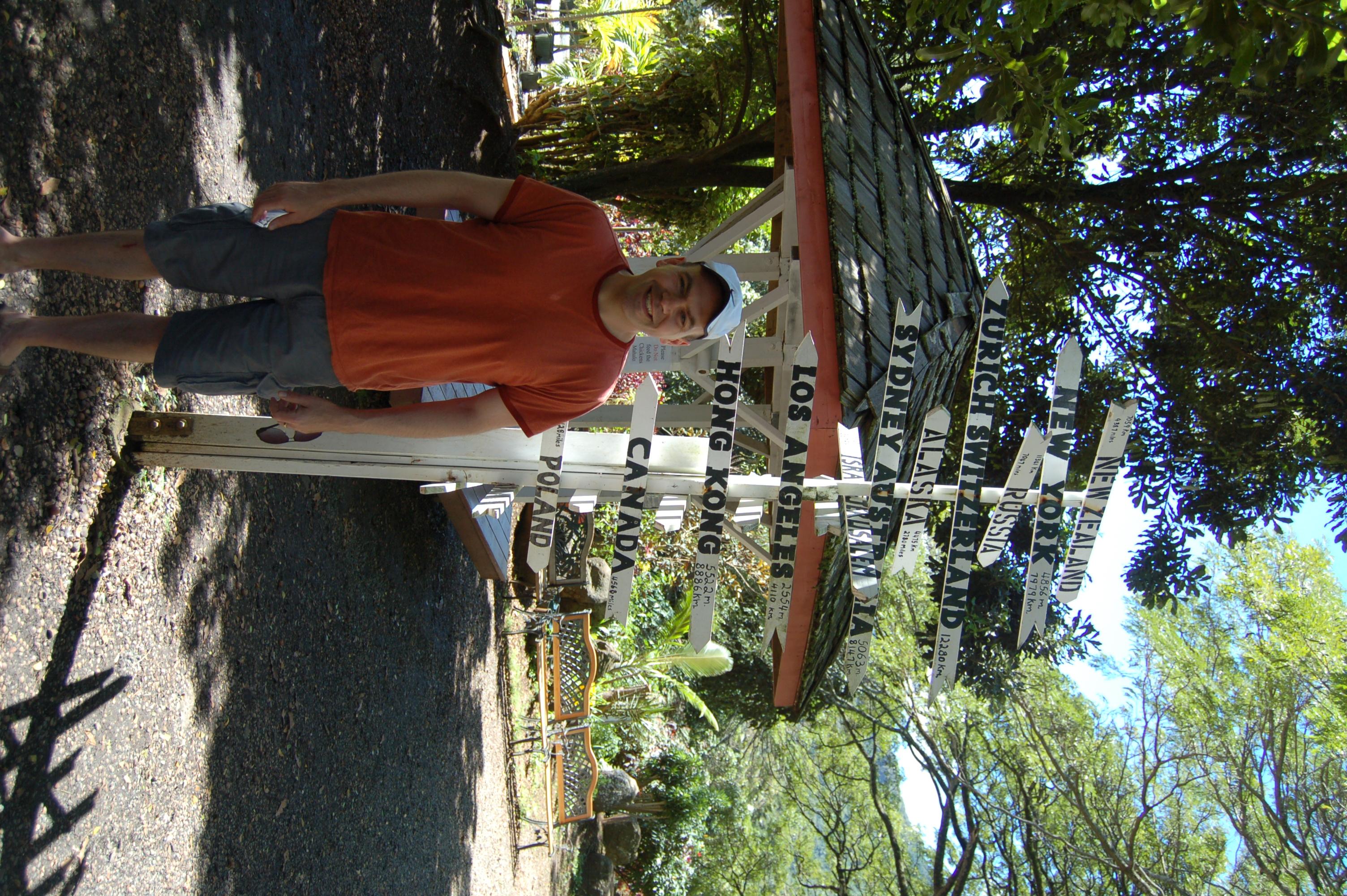 Macadamia Nut Farm tour
