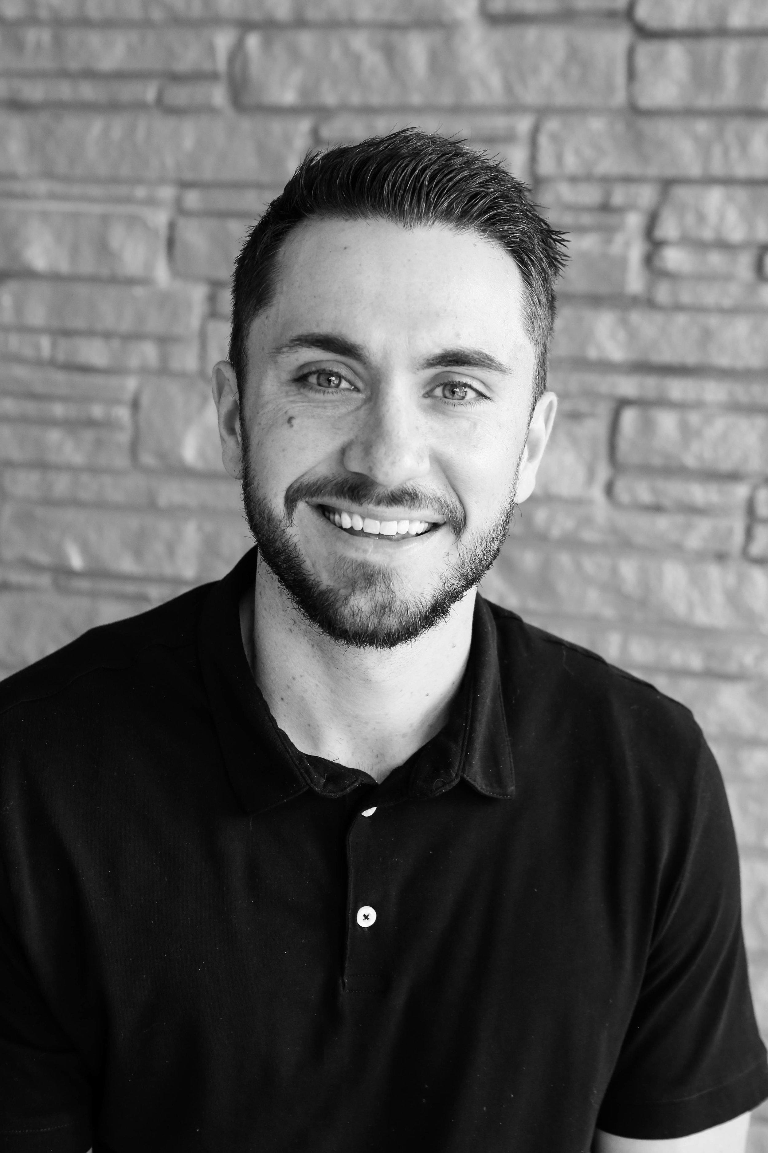 Jordan Melugin - Lead Pastor