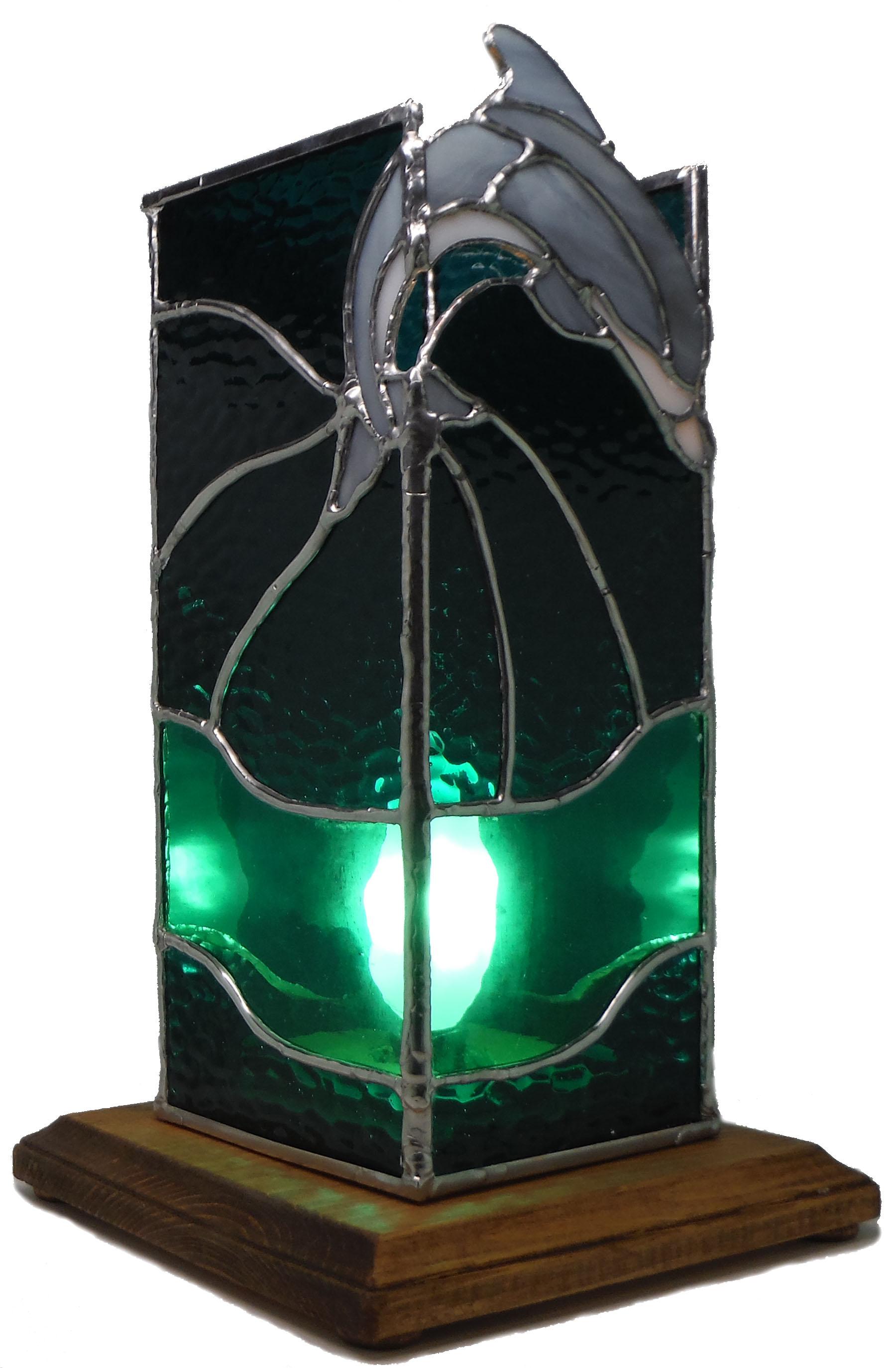 Dolphin Column Lamp.jpg