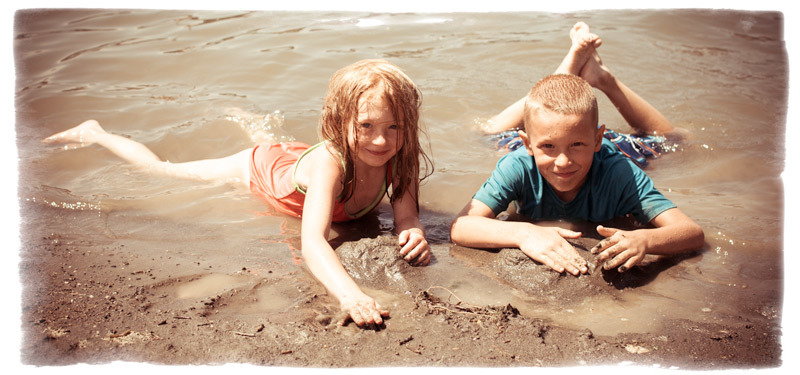 It's easy to make lifelong friends at Camp Scully.