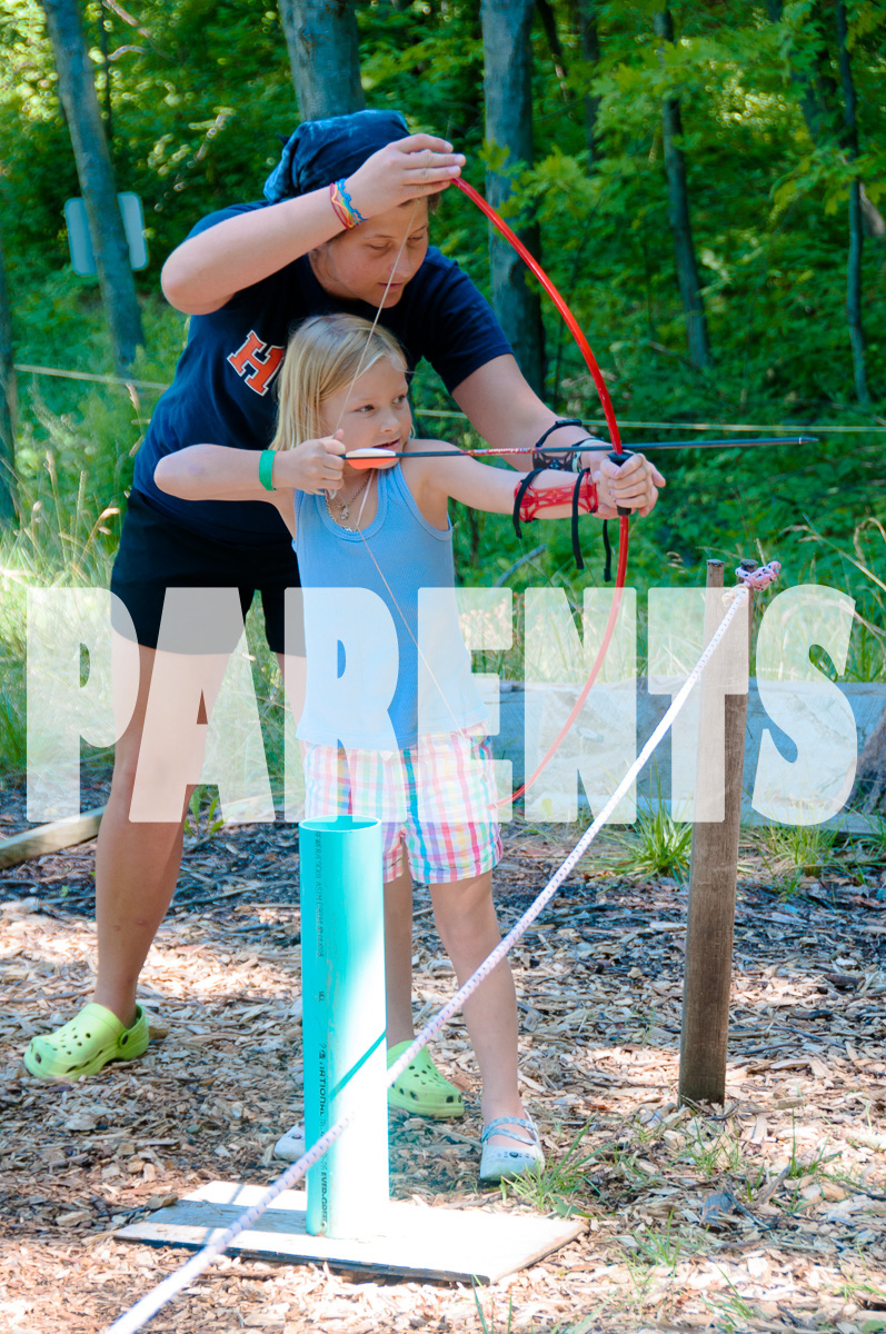 We are parents, too. Camp is designed to be awesome fun for our campers, but we also want to seize the growth opportunities of Camp.