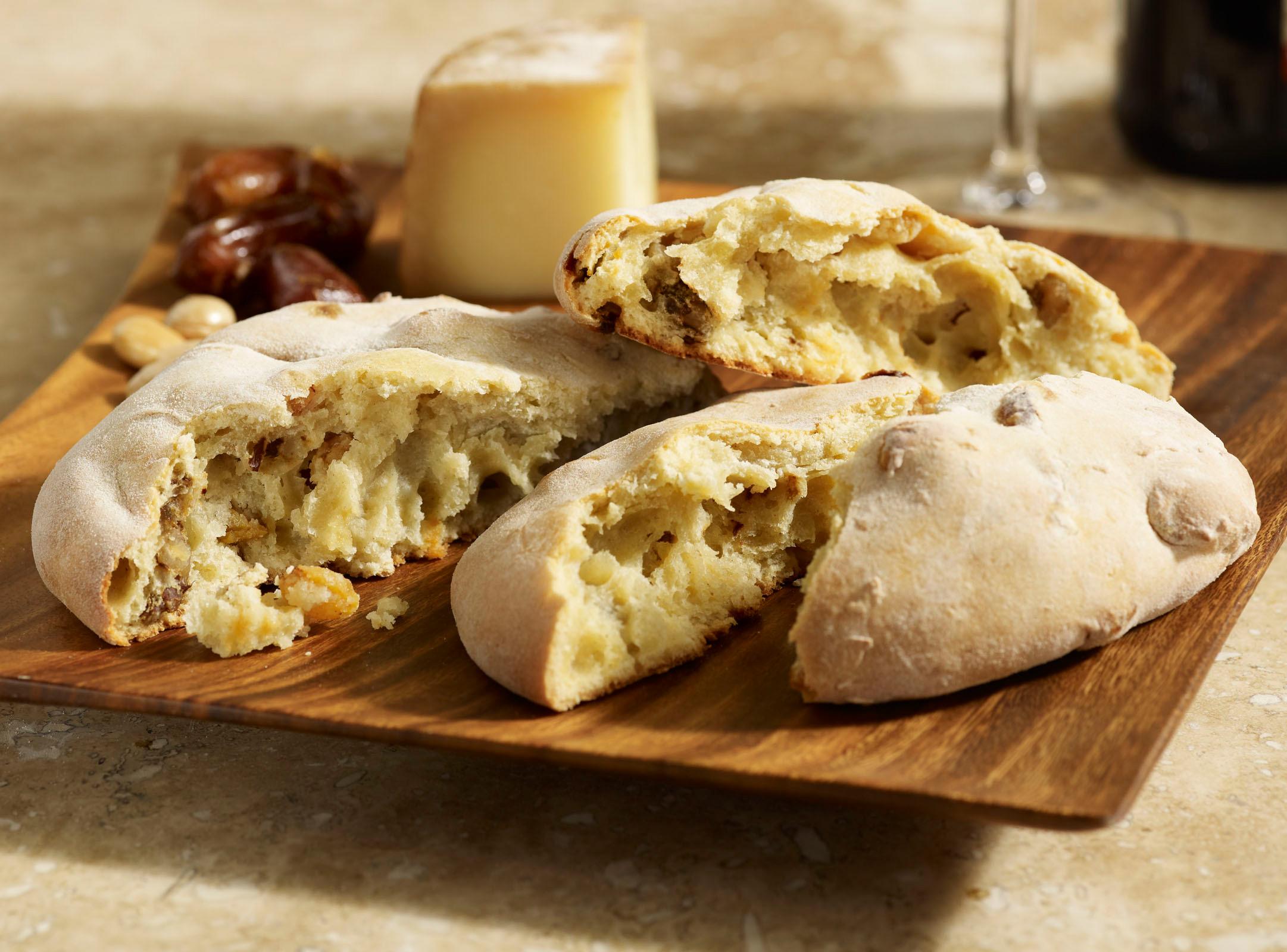 Portuguese Potato Bread