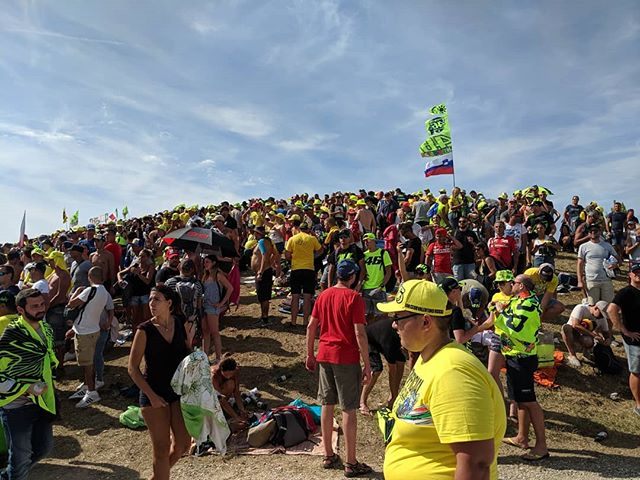 Rossi fans || 15/9/19
